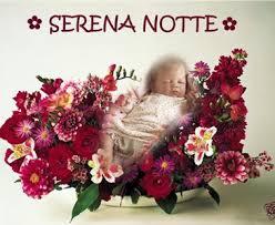 Serena Notte Immagini Per Augurare Una Serena Notte