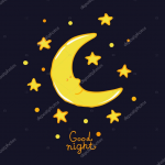 dolce notte gif animate